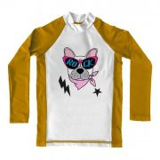 Camiseta de Lycra Comfy Rock Dog