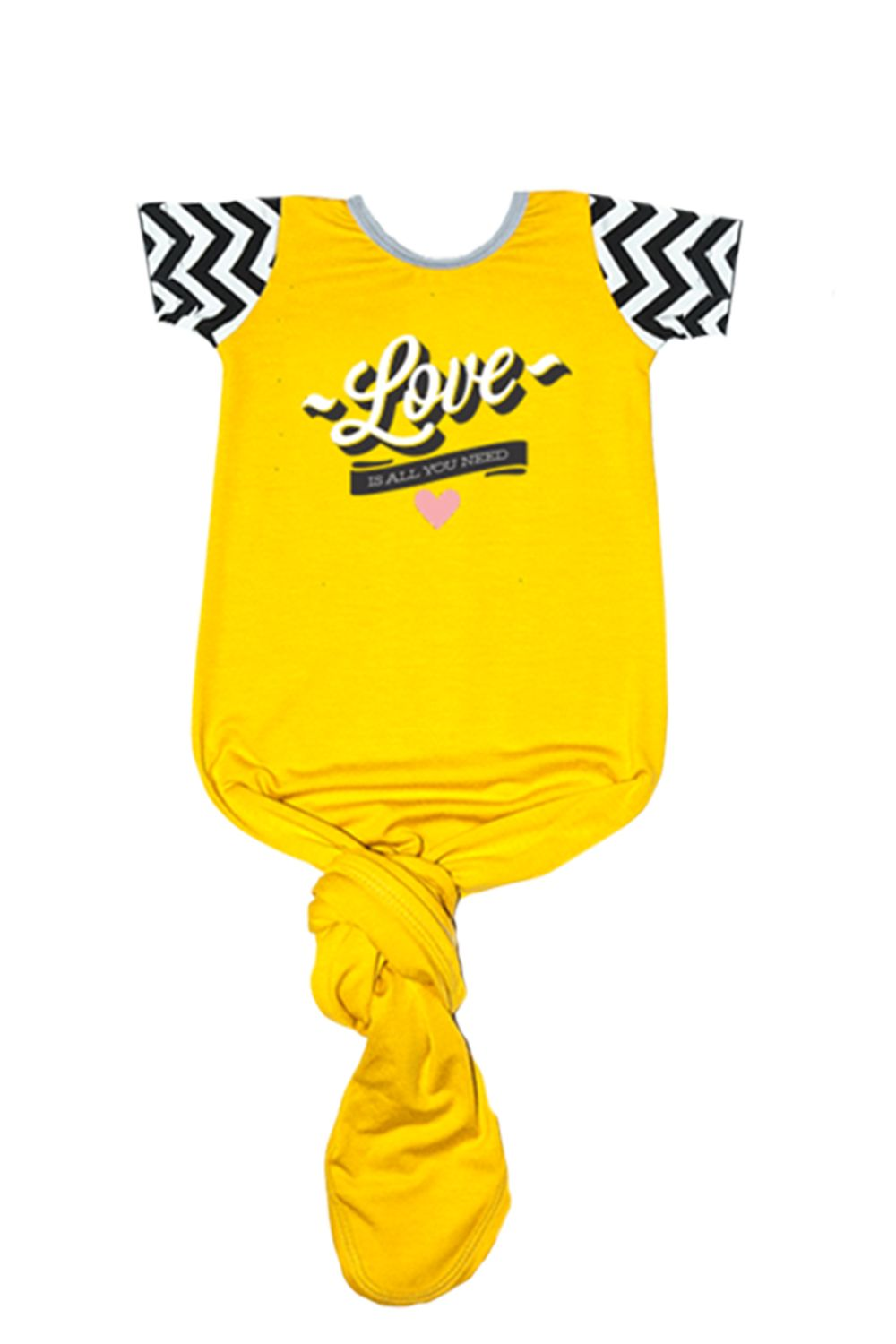 Body Love Amarelo