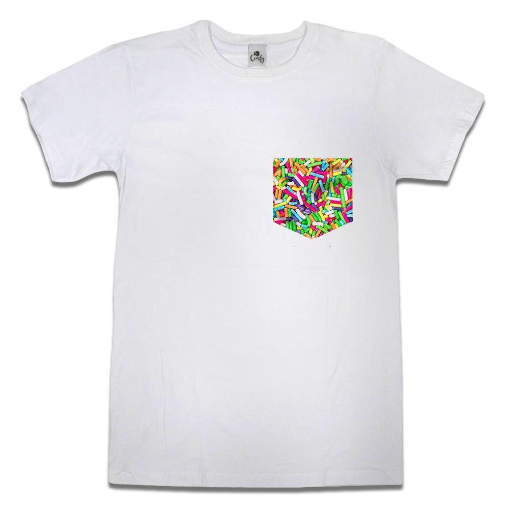 Camiseta Comfy Confete