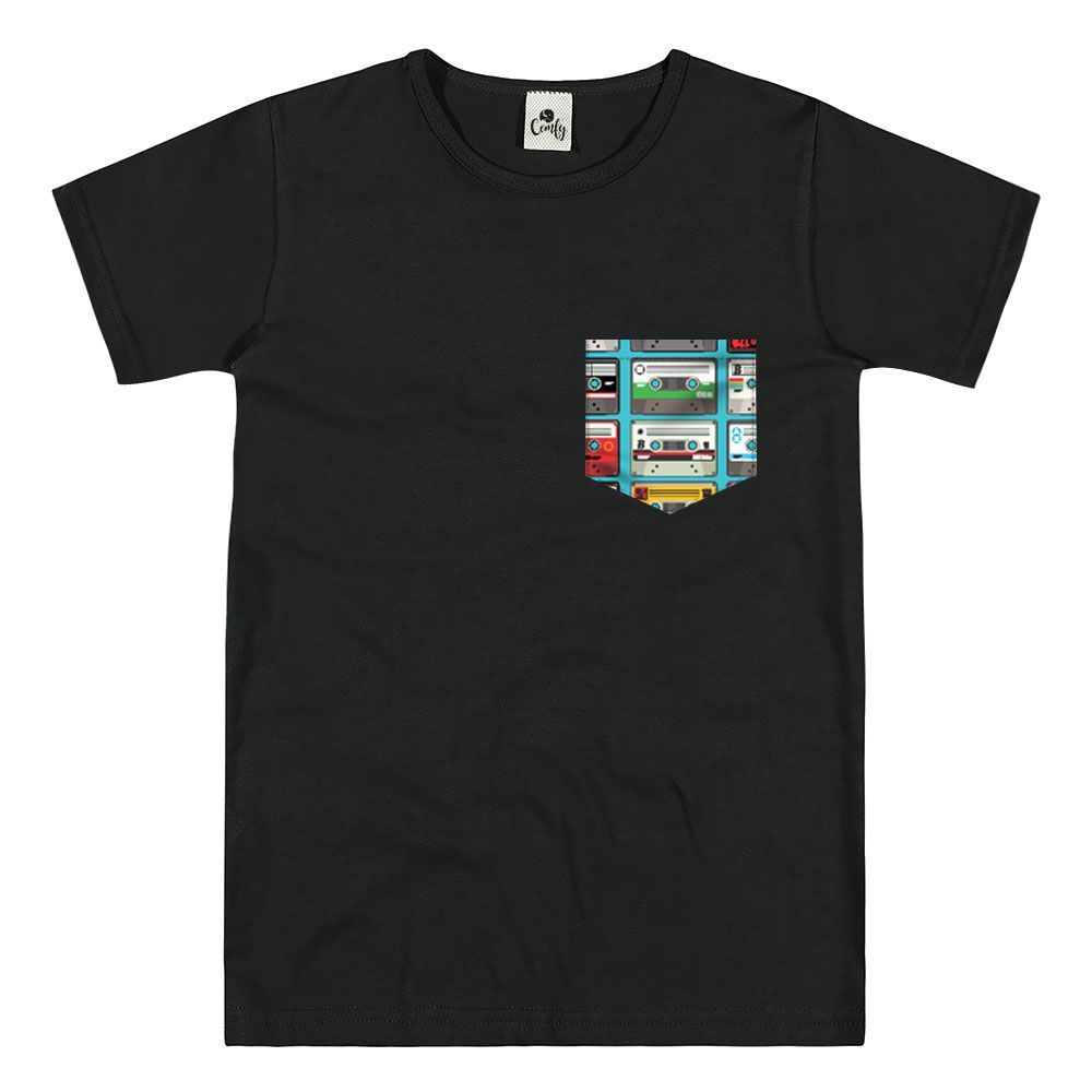 Camiseta Comfy Fitas
