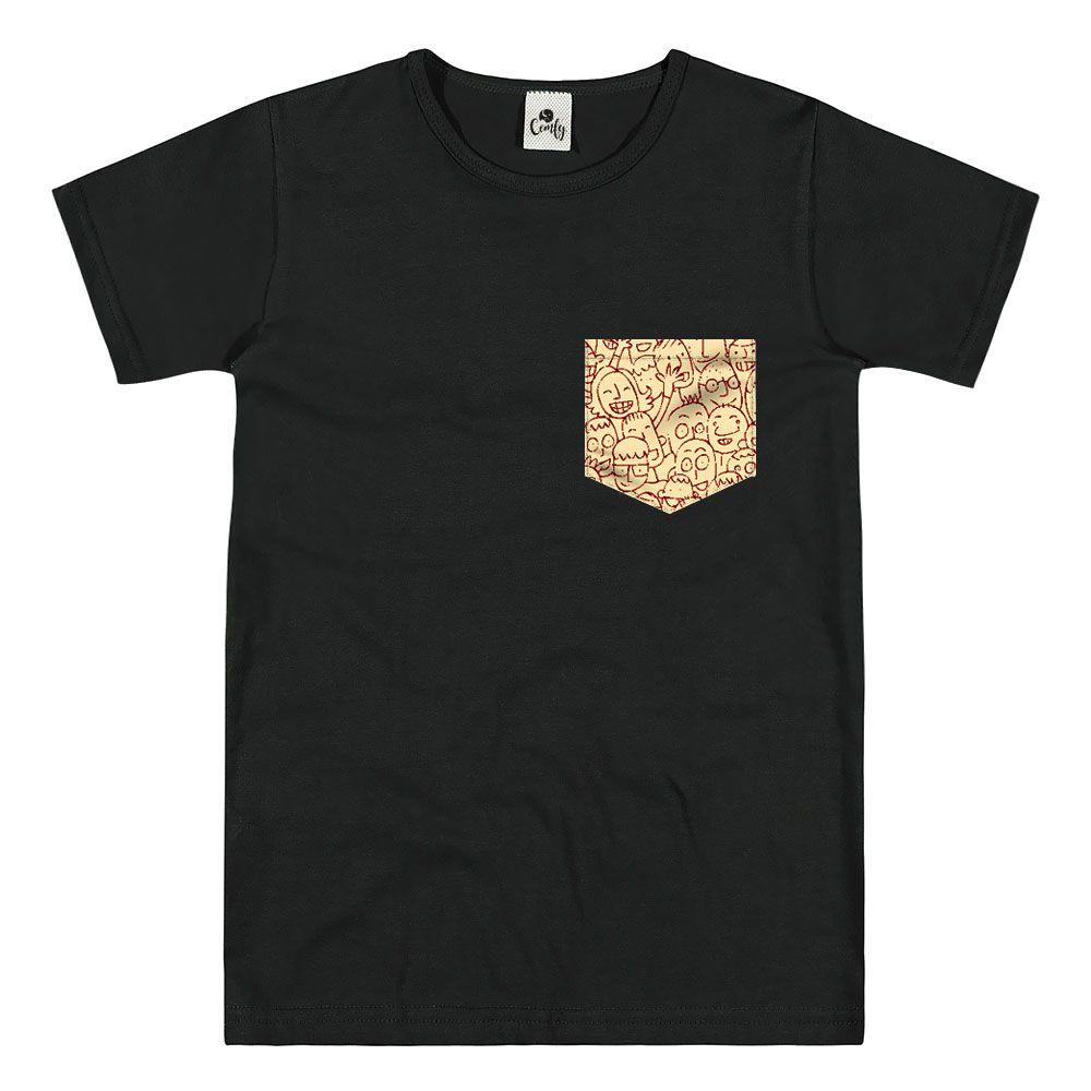 Camiseta Comfy Galera