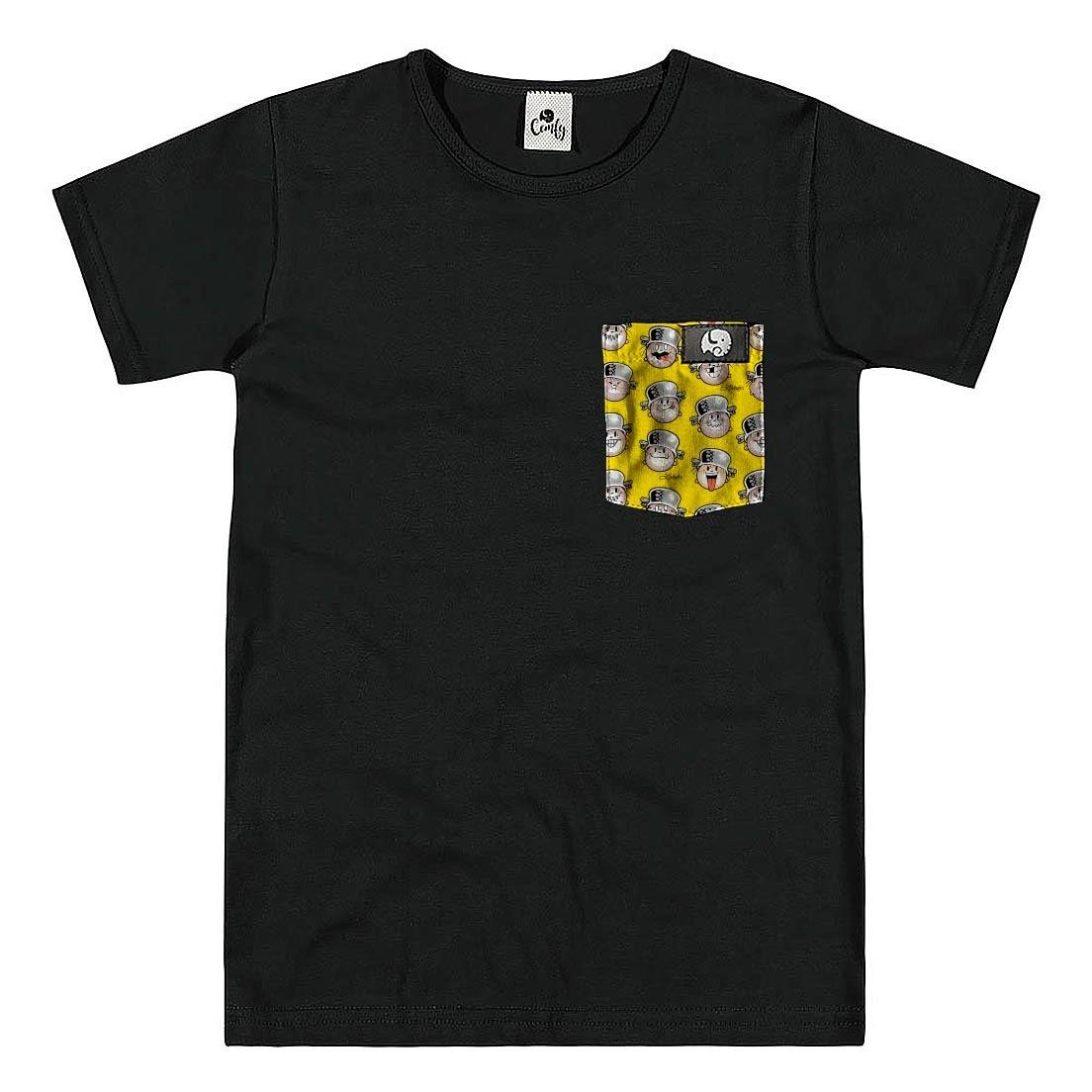 Camiseta Menino Maluquinho Carinhas