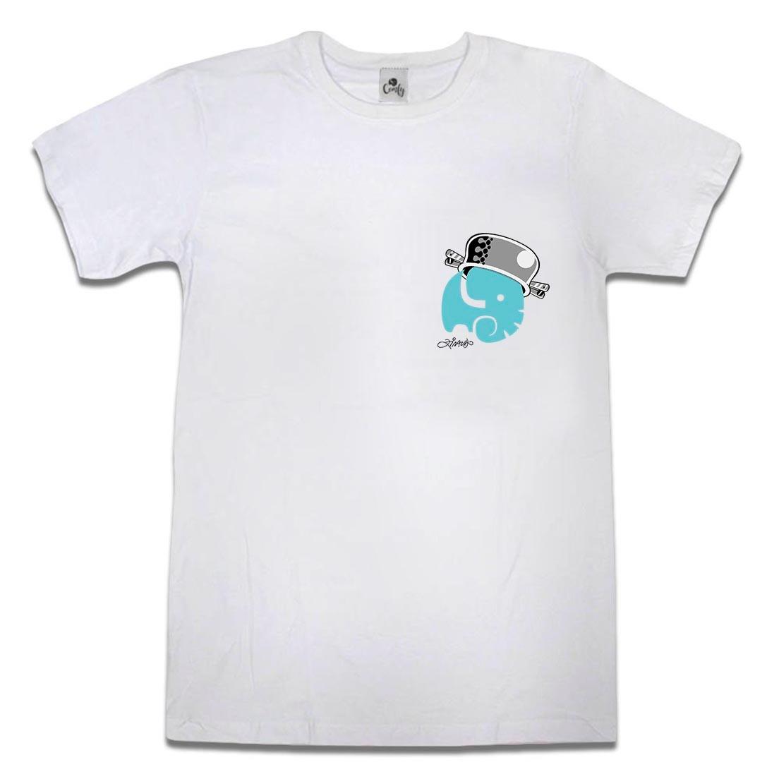 Camiseta Menino Maluquinho Panelinha