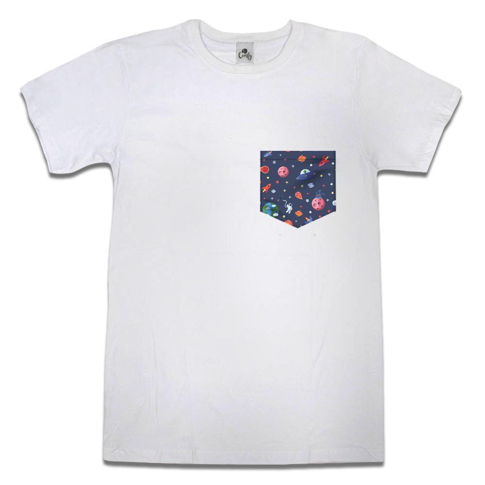 Camiseta Comfy Space