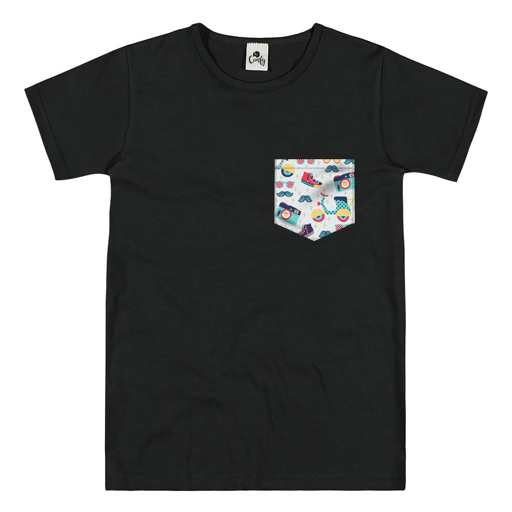 Camiseta Comfy Vintage