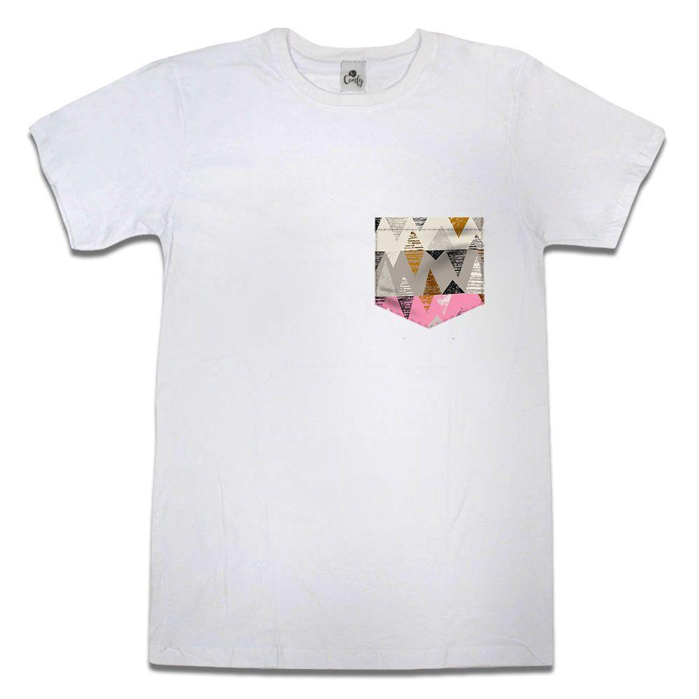 Camiseta Comfy Zig Zag