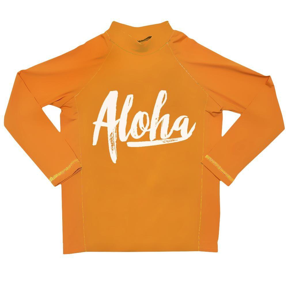 Camiseta Lycra Aloha