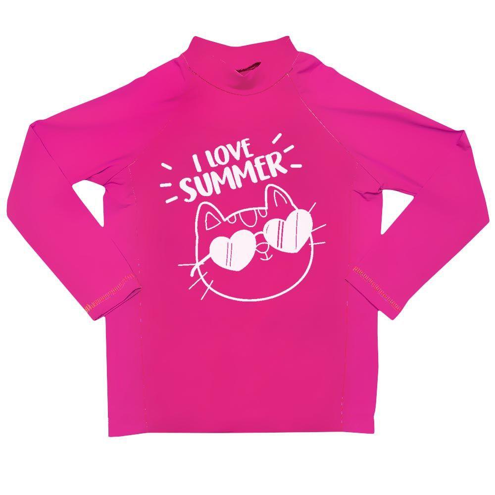 Camiseta Lycra Summer