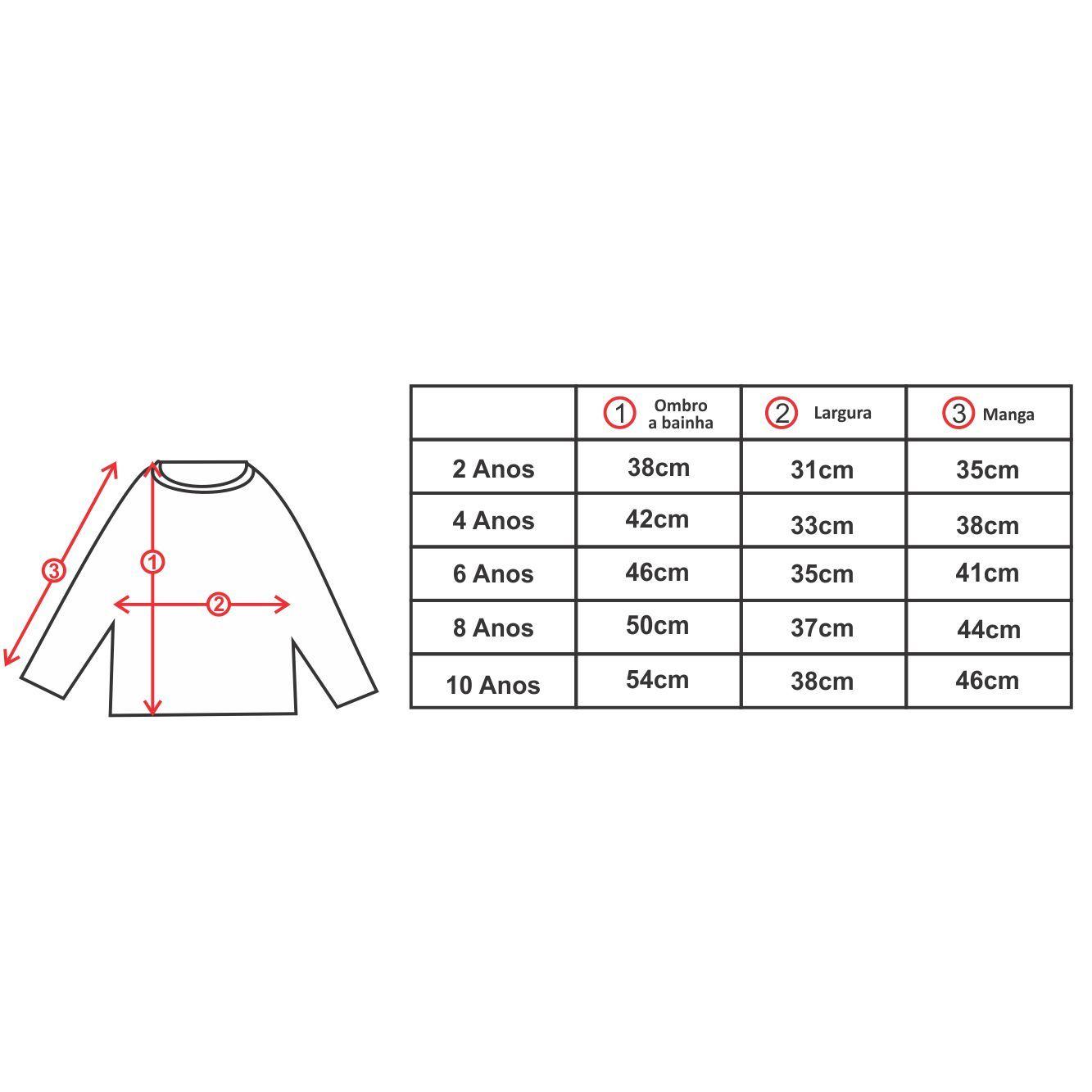 Camiseta Manga Longa Space Preto Estonado