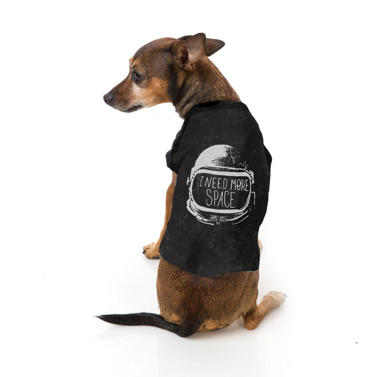 Camiseta Pet Estonada Space