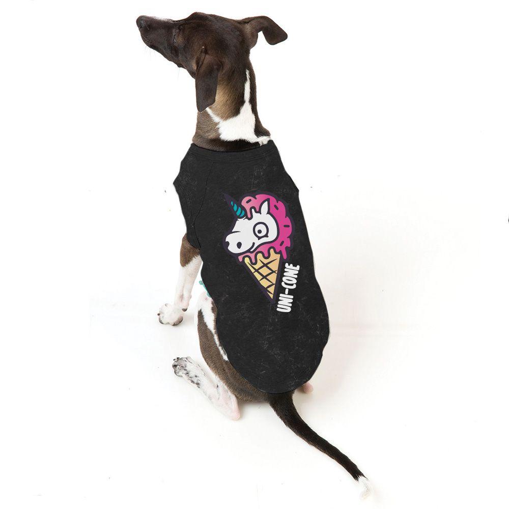 Camiseta Pet Estonada Unicone