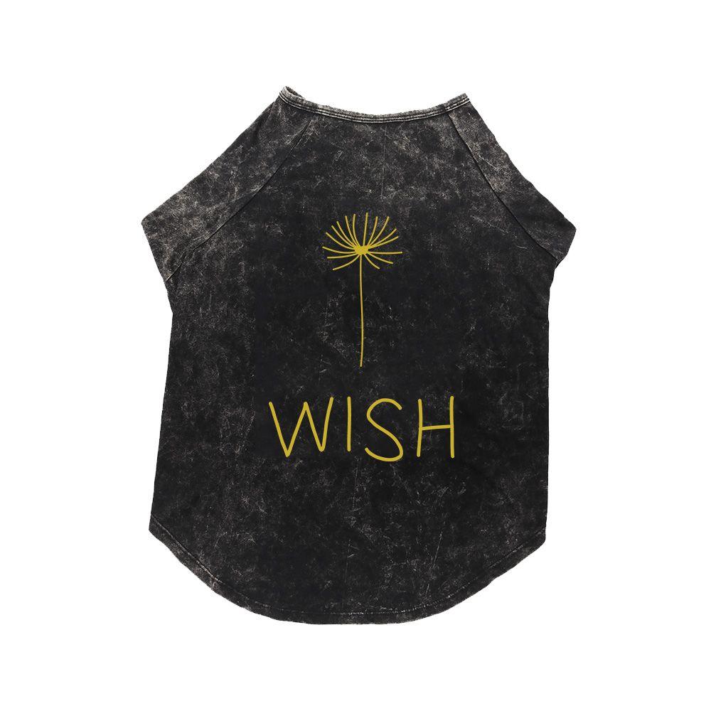 Camiseta Pet Estonada Wish