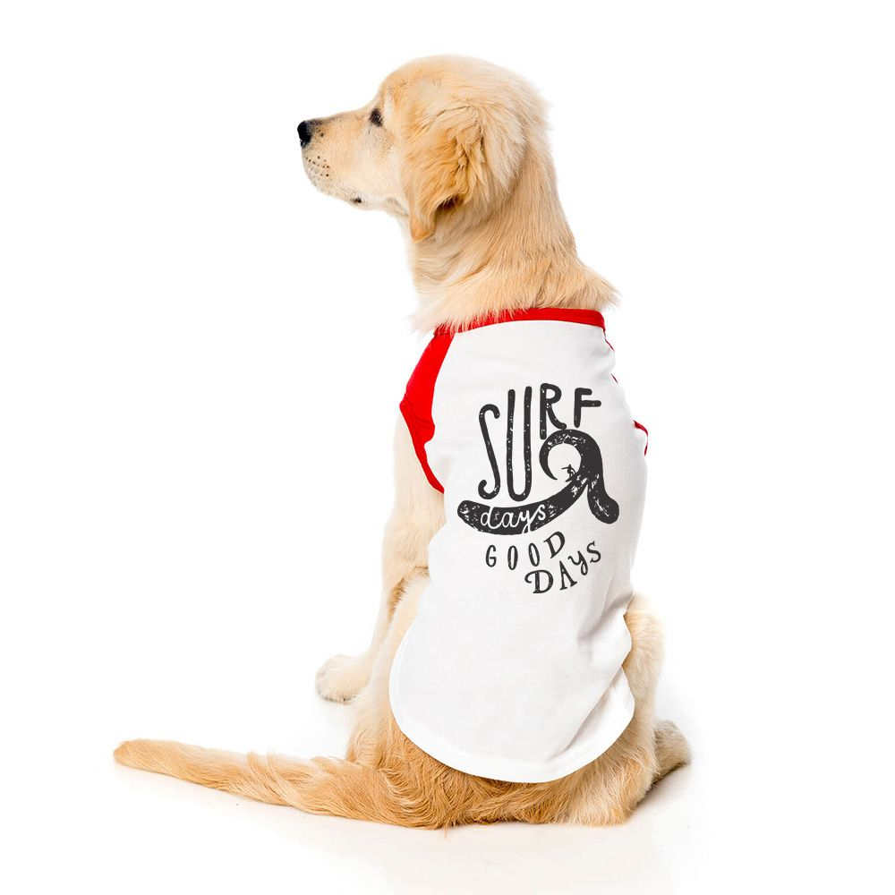 Camiseta Pet Surf