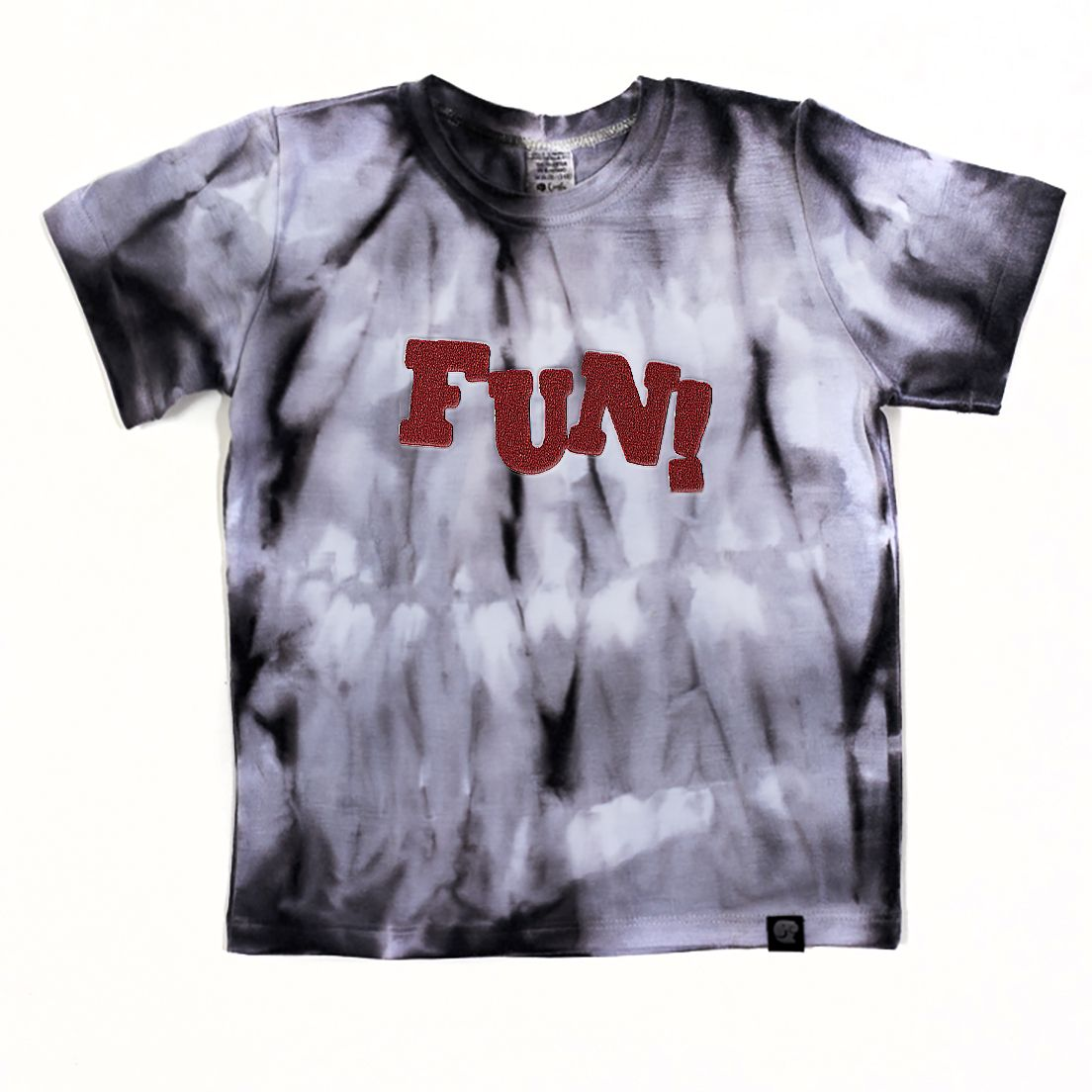 Camiseta Tie Dye Comfy Fun
