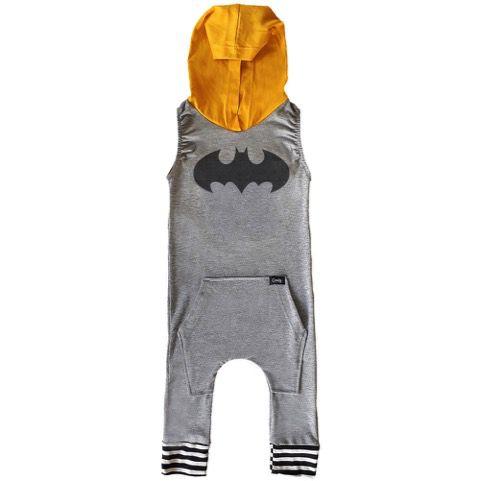 Pijama Comfy Bat
