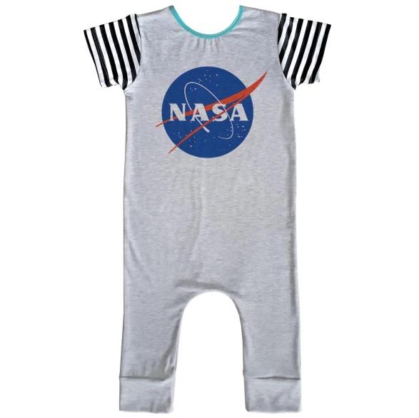 Macacão Confortável NASA Insignia