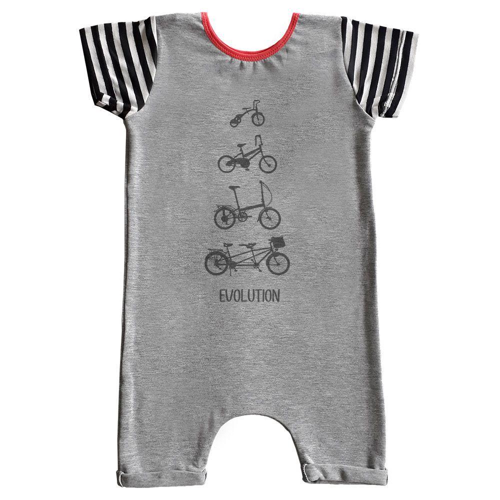 Macacão Curto Bike