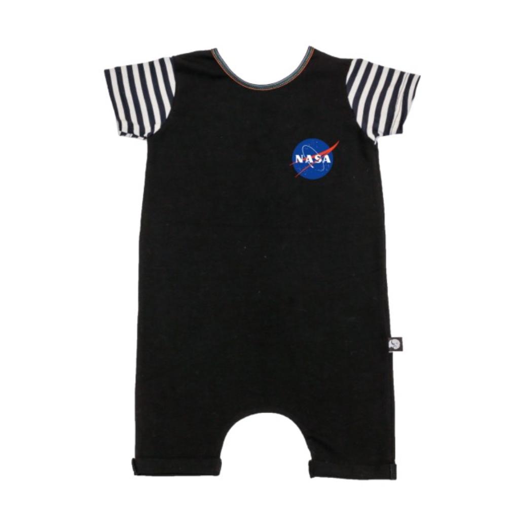 Macacão Para Brincar NASA Insignia