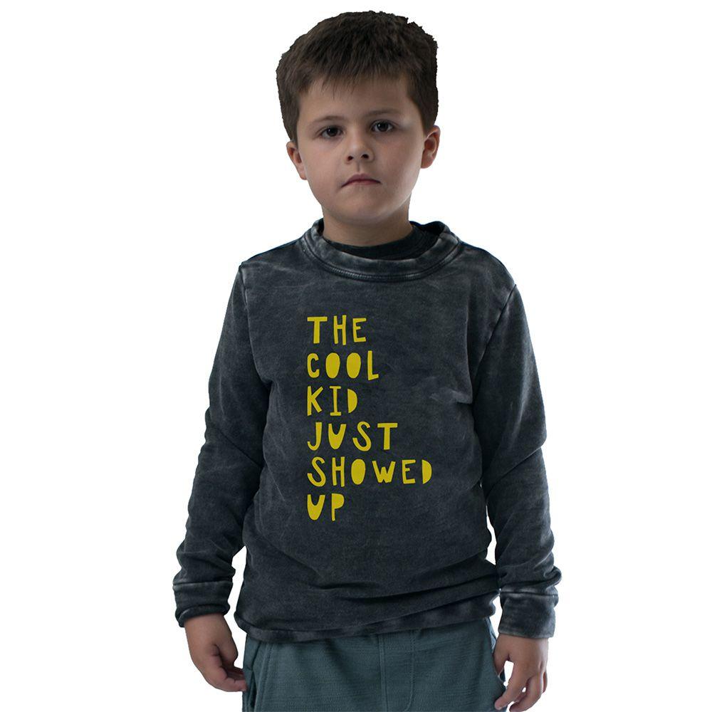 Moletom Cool Kid Estonado