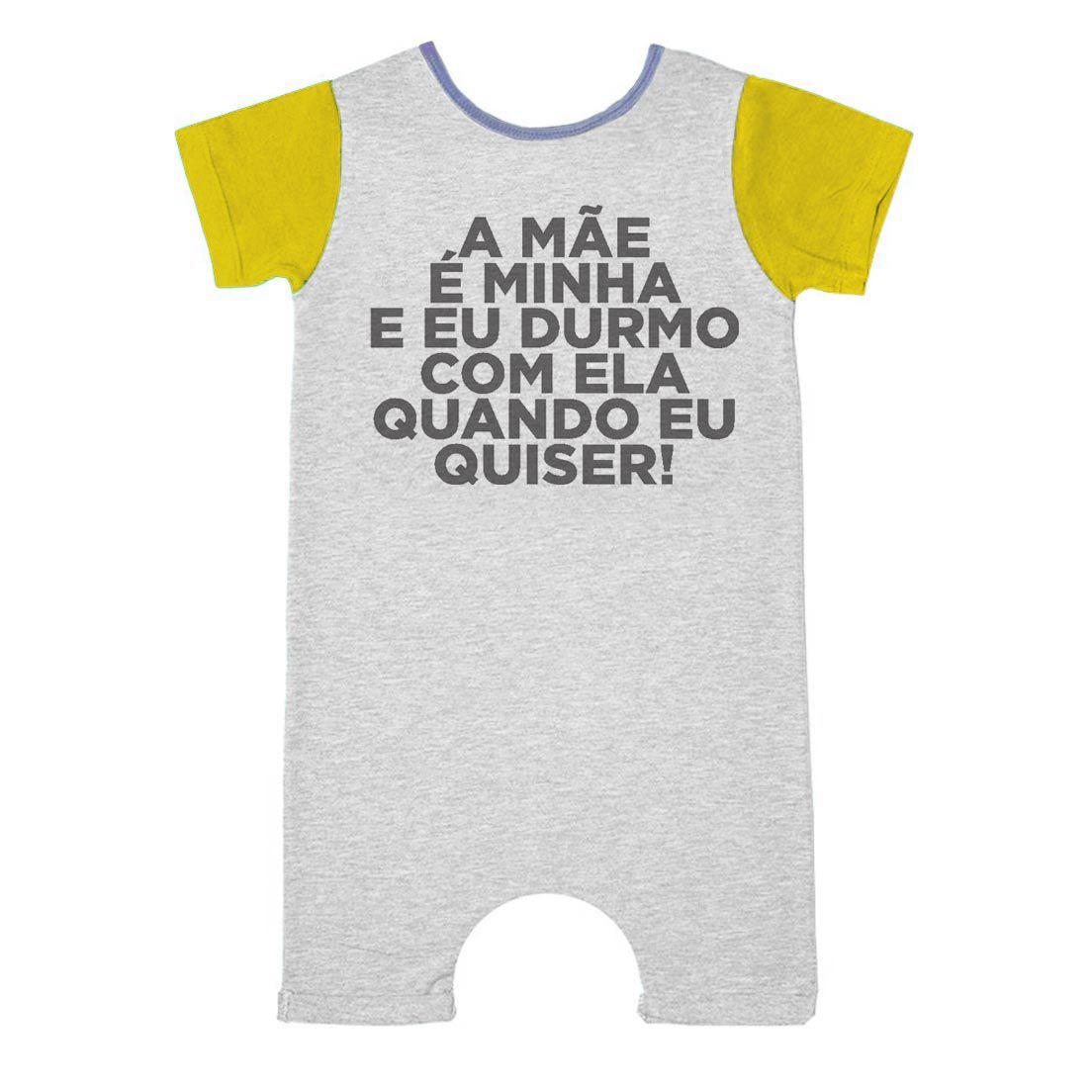 Pijama Comfy A Mãe é Minha