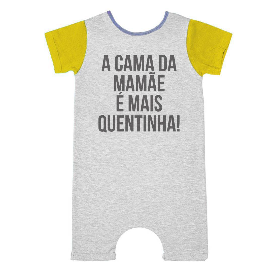 Pijama Comfy Cama da Mamãe