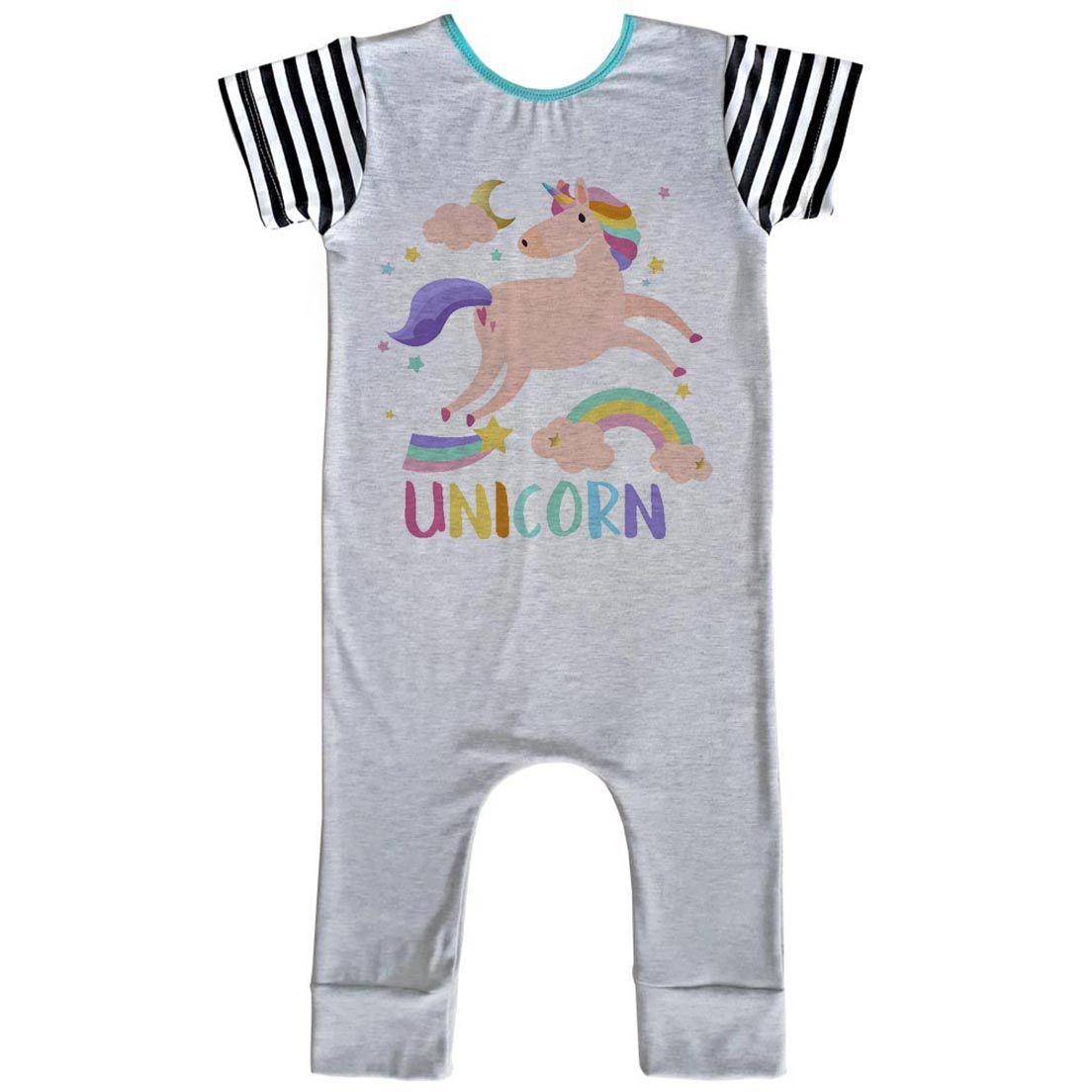 Pijama Comfy Unicórnio
