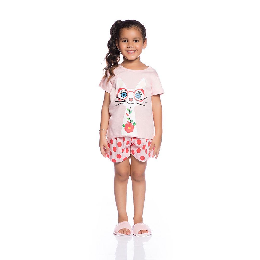Short doll gatinho
