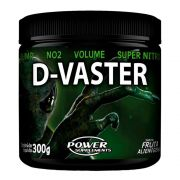 D Vaster Power Supplements 300g