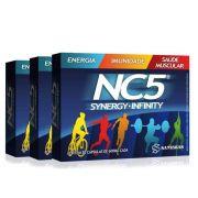 Kit 3 caixas NC5  Sinergy Infinity - Sanibras