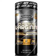L Arginina Platinum Muscletech 1000 mg 100 cápsulas