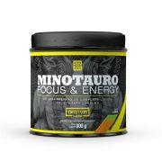 Minotauro Pré Treino Iridium Labs 300g Sabor laranja
