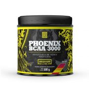 Phoenix BCAA Powder 3000 Sabor Berry Mix  300g Iridium