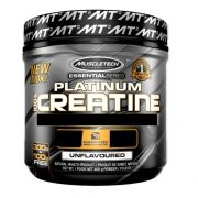 Platinum Crea Micronizada Muscletech sem sabor 400 gramas
