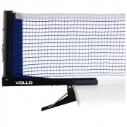 Rede e Suporte Alicate de Tênis de Mesa e Ping Pong Vollo VT605