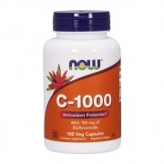 Vitamina C 1000 Now Foods 100 cápsulas