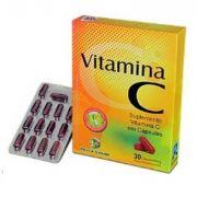 Vitamina C Terra Verde  30 cápsulas 500mg