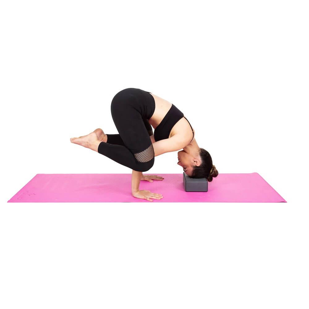 Bloco De Eva Yoga Pilates Rpg 23 X 8 X 14cm Vollo