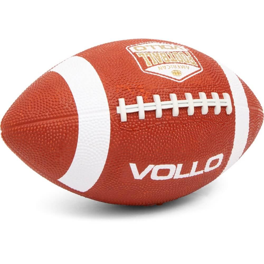 Bola De Futebol Americano 7 Vollo Vf003