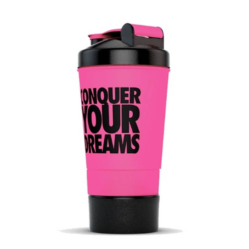 Coqueteleira Iridium Conquer Your Dreams - 500ml - Rosa