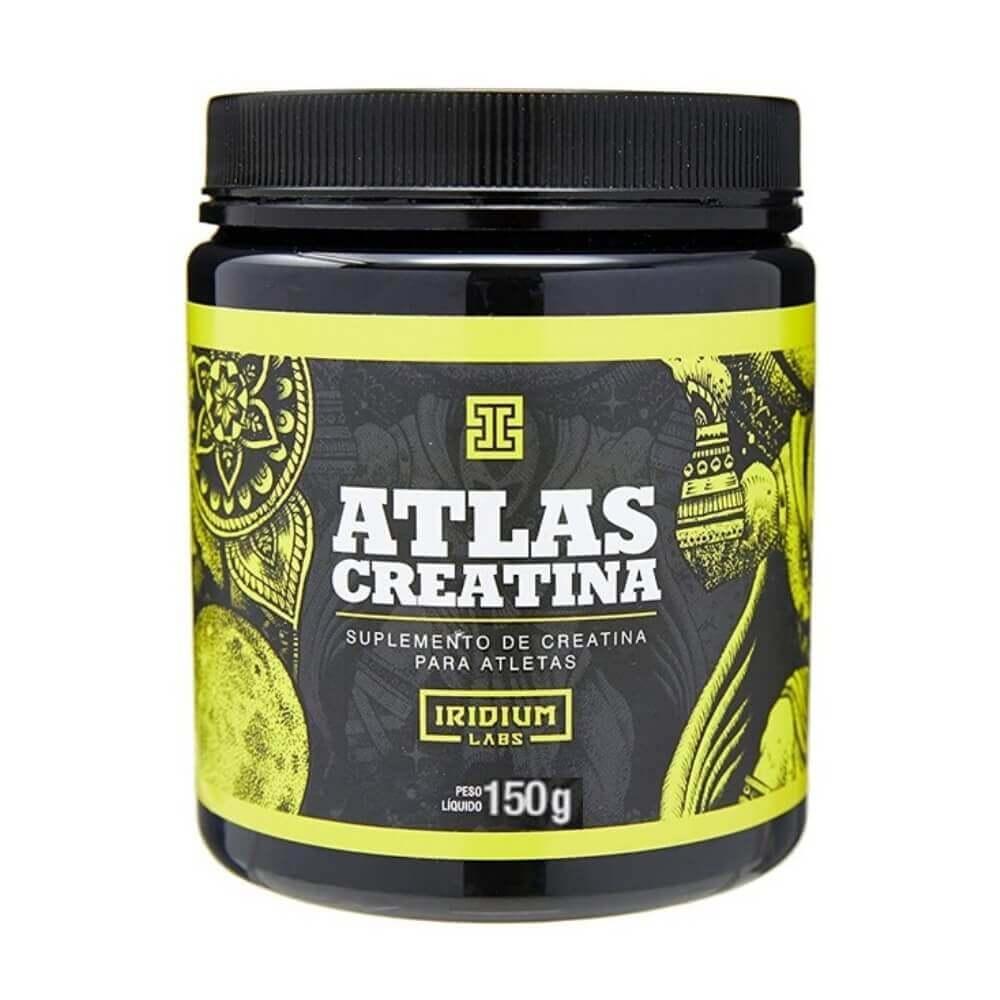 Crea Atlas Iridium Labs 150g sem sabor