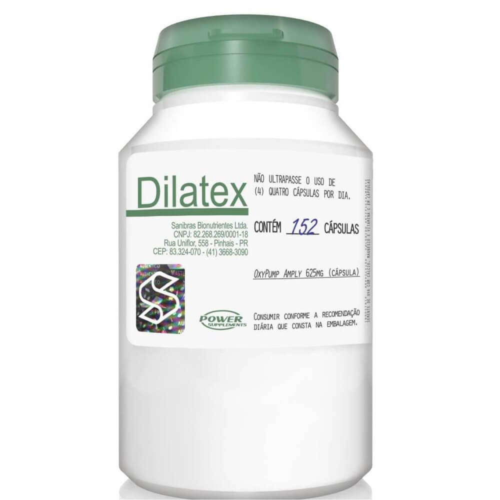 Dilatex 152 caps Power Supplements