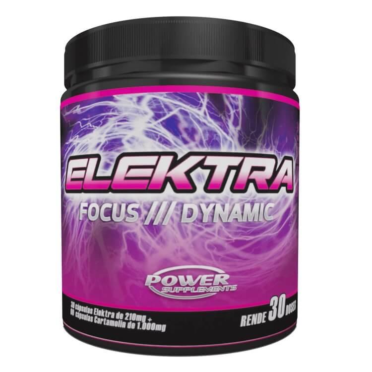 Elektra Power Supplements 30 Doses