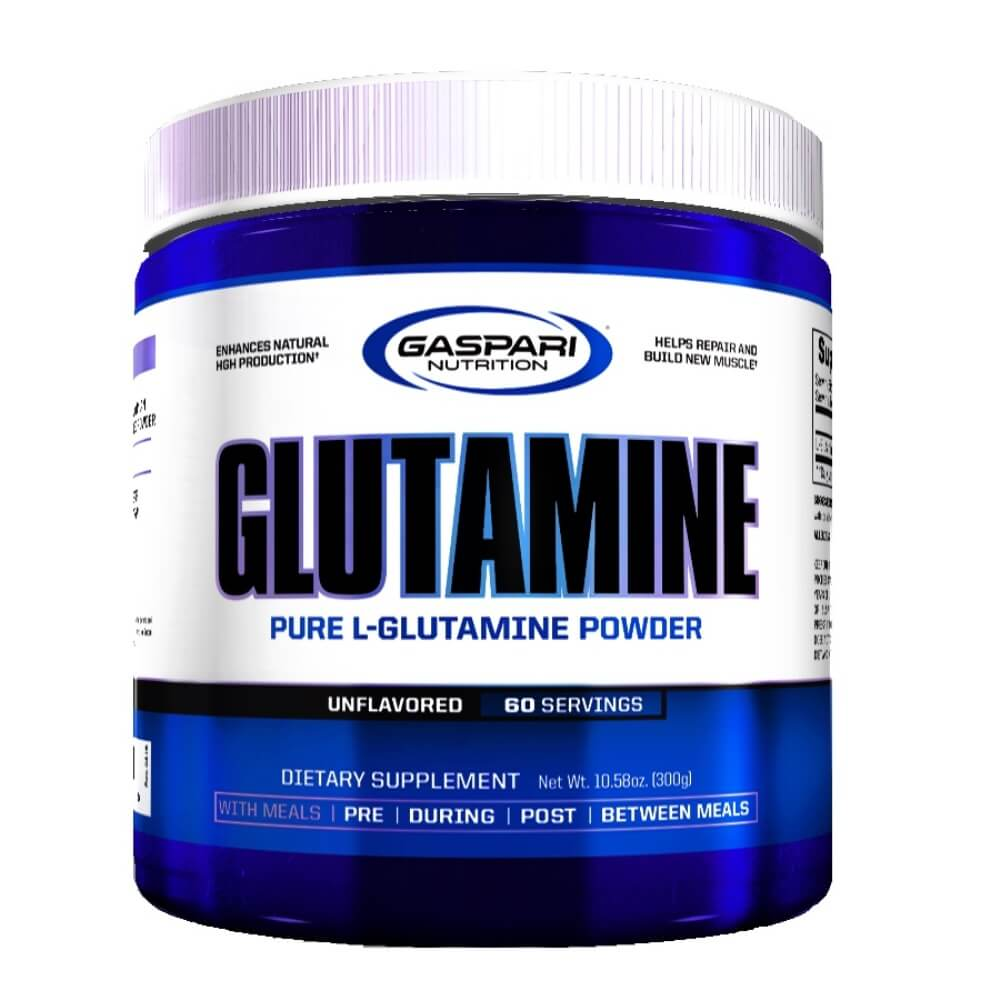 Glutamina 300g Pure Powder Gaspari Nutrition