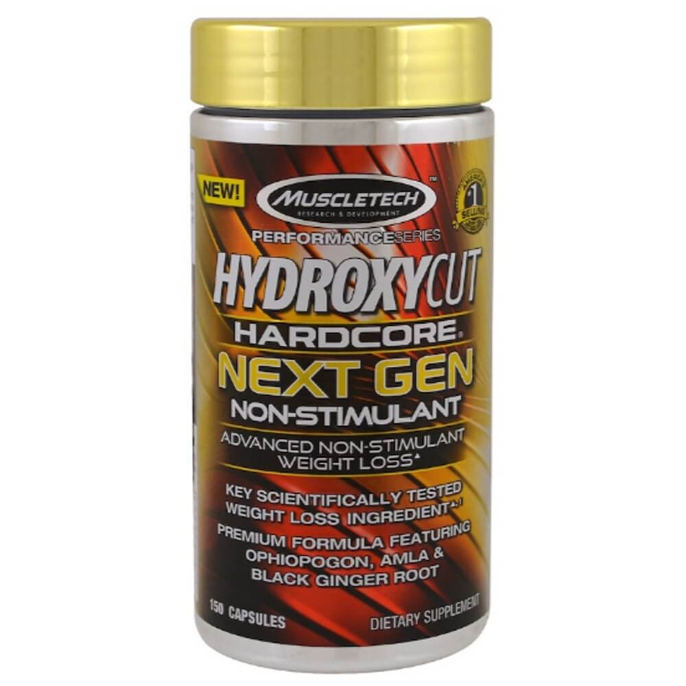 Hydroxycut Hard Core Next Gen Performance series -Muscletech