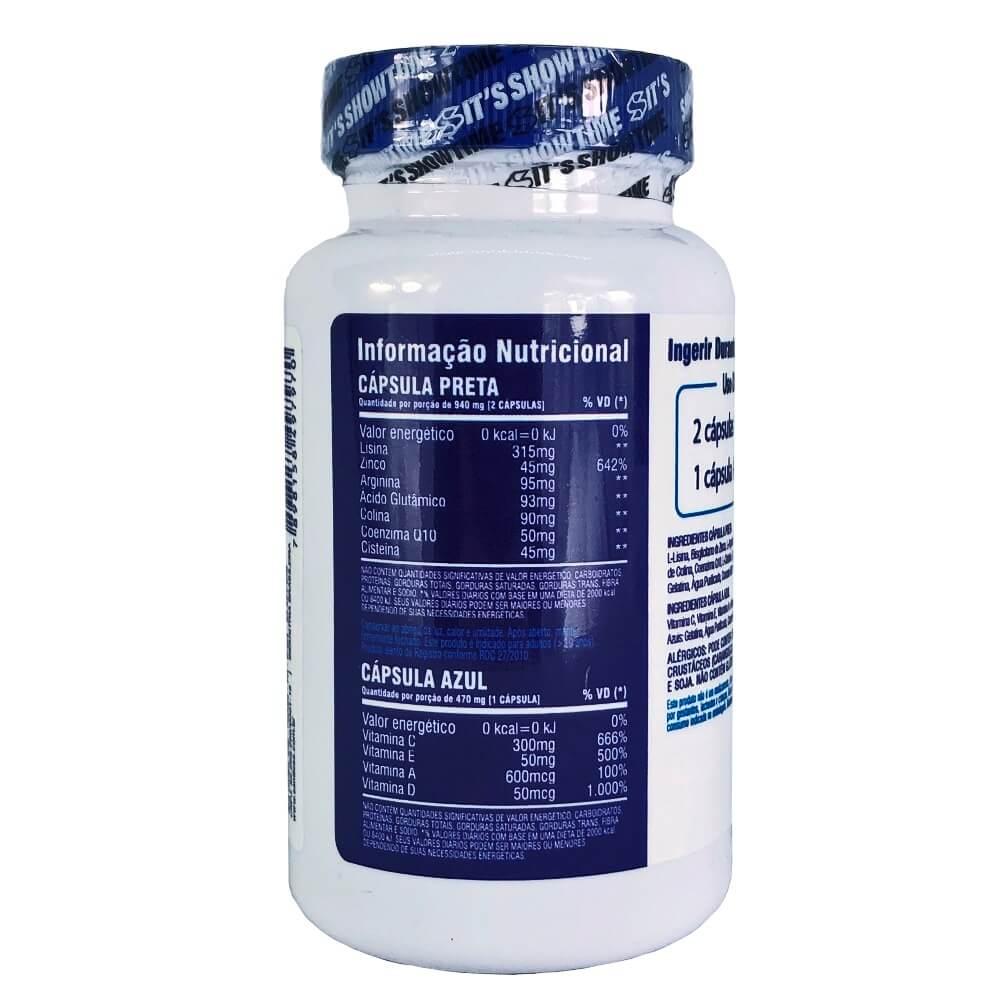 Vitamina Imuny 57 cápsulas Sanibras