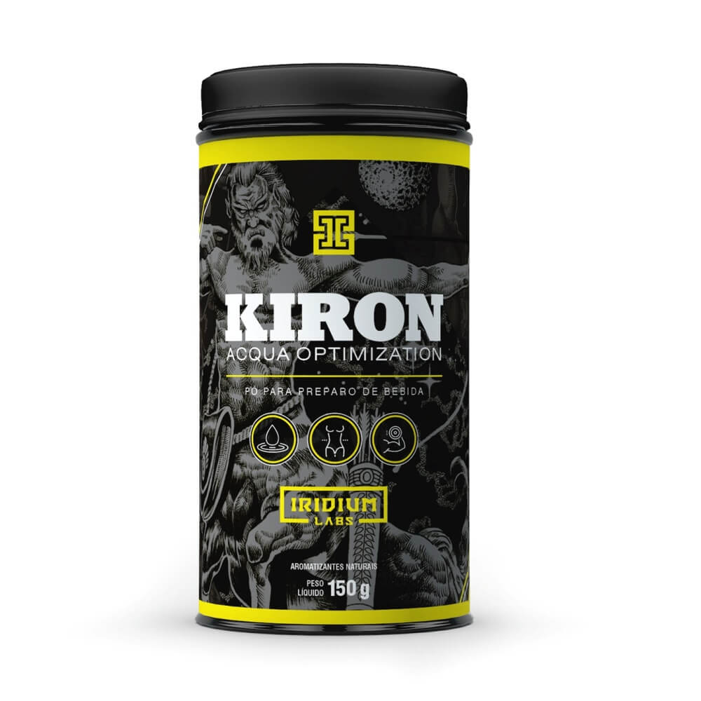 Kiron Acqua Optimization Diurético Iridium Labs 150g