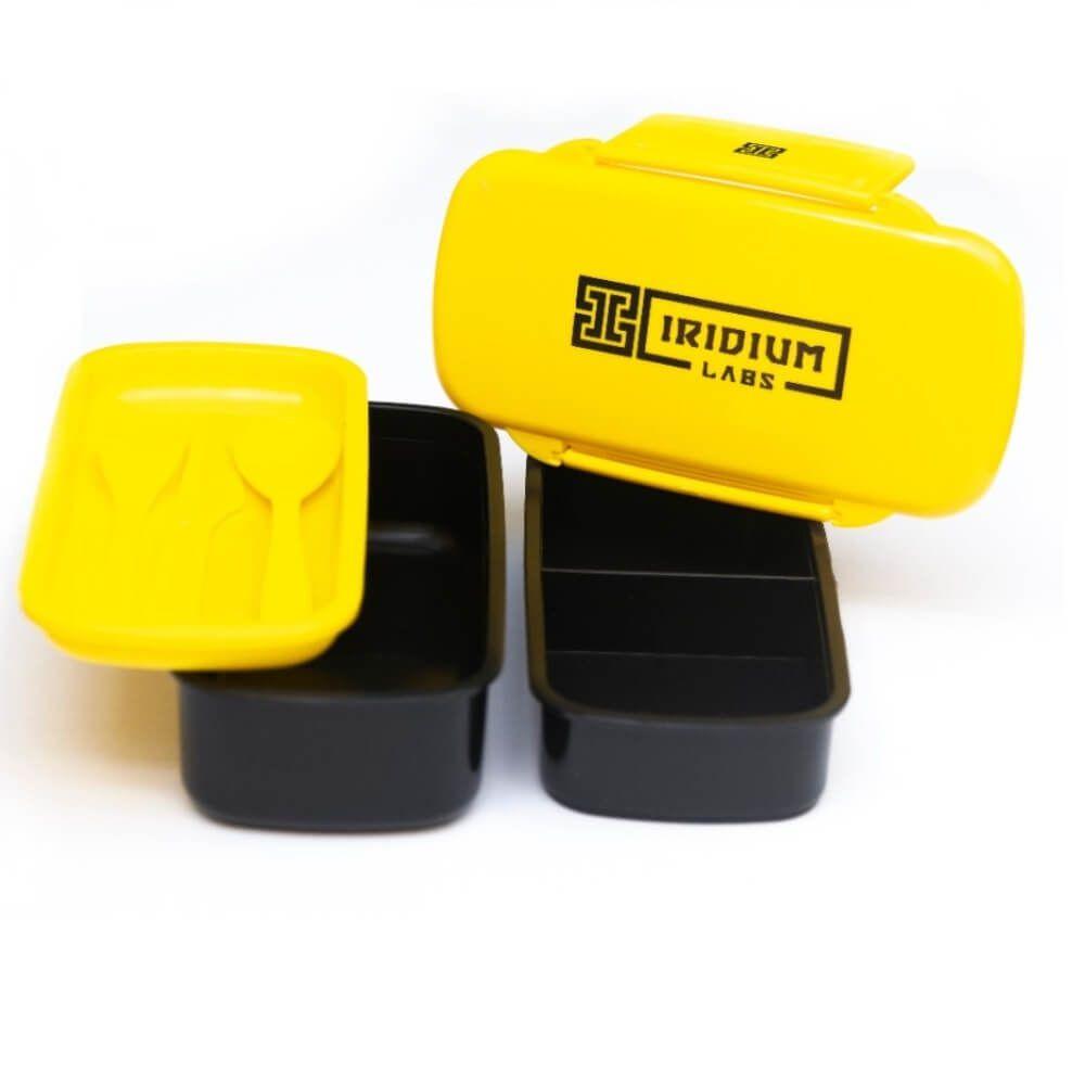 Marmiteira Amarela Iridium Labs