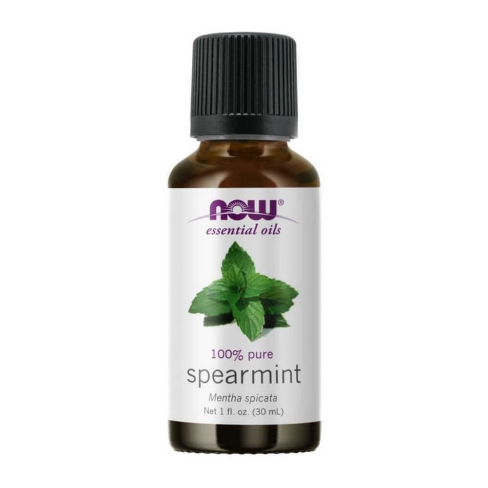 Óleo Essencial de Hortelã Spearmint 30ml Now Foods