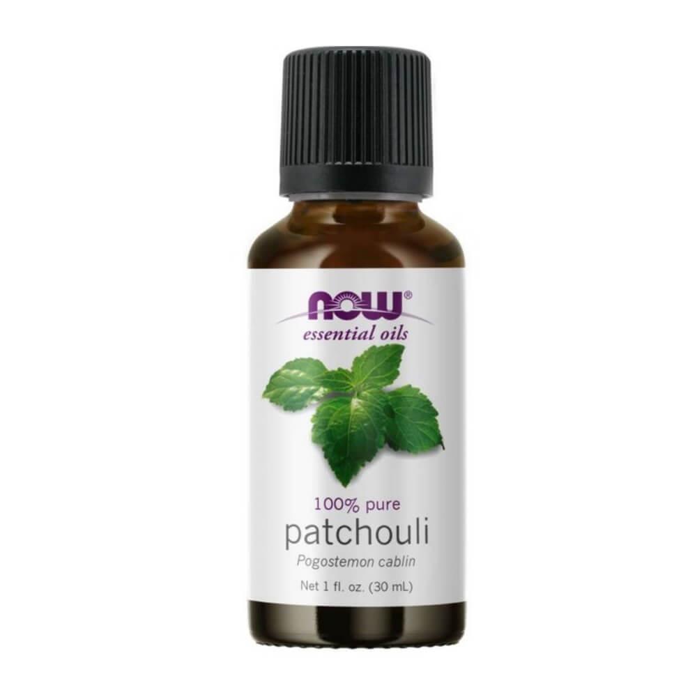Óleo Essencial de Patchouli  30ml Now