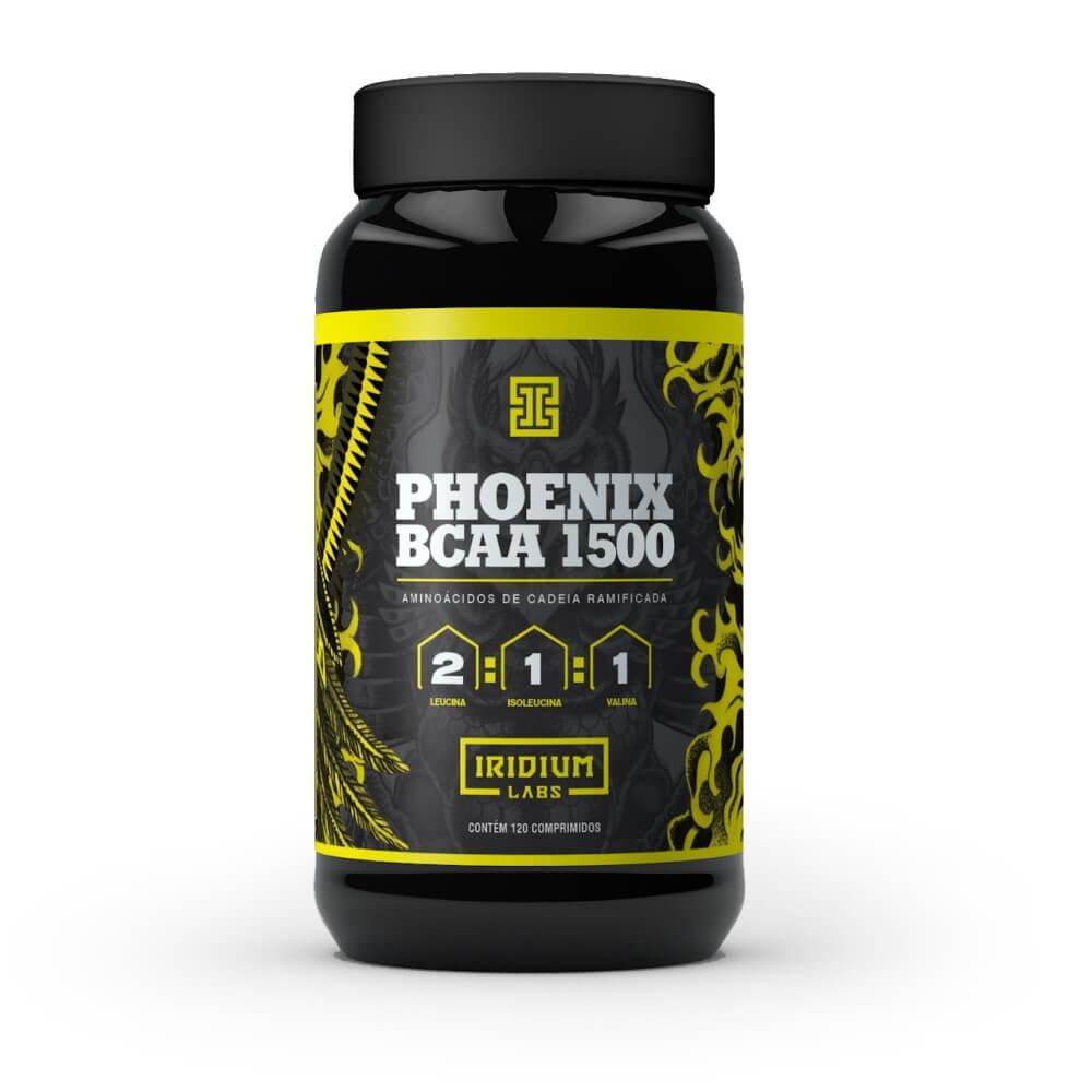 Phoenix BCAA 1500 Iridium Labs 90 Comps